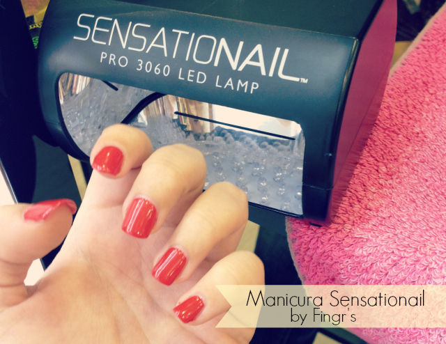 Mi experiencia con el kit SensatioNail by Fing'rs (manicura semipermanente de gel)