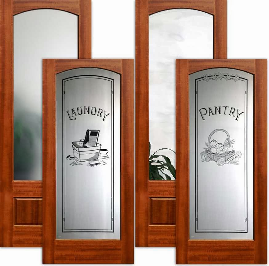 Decorative Feature of French door