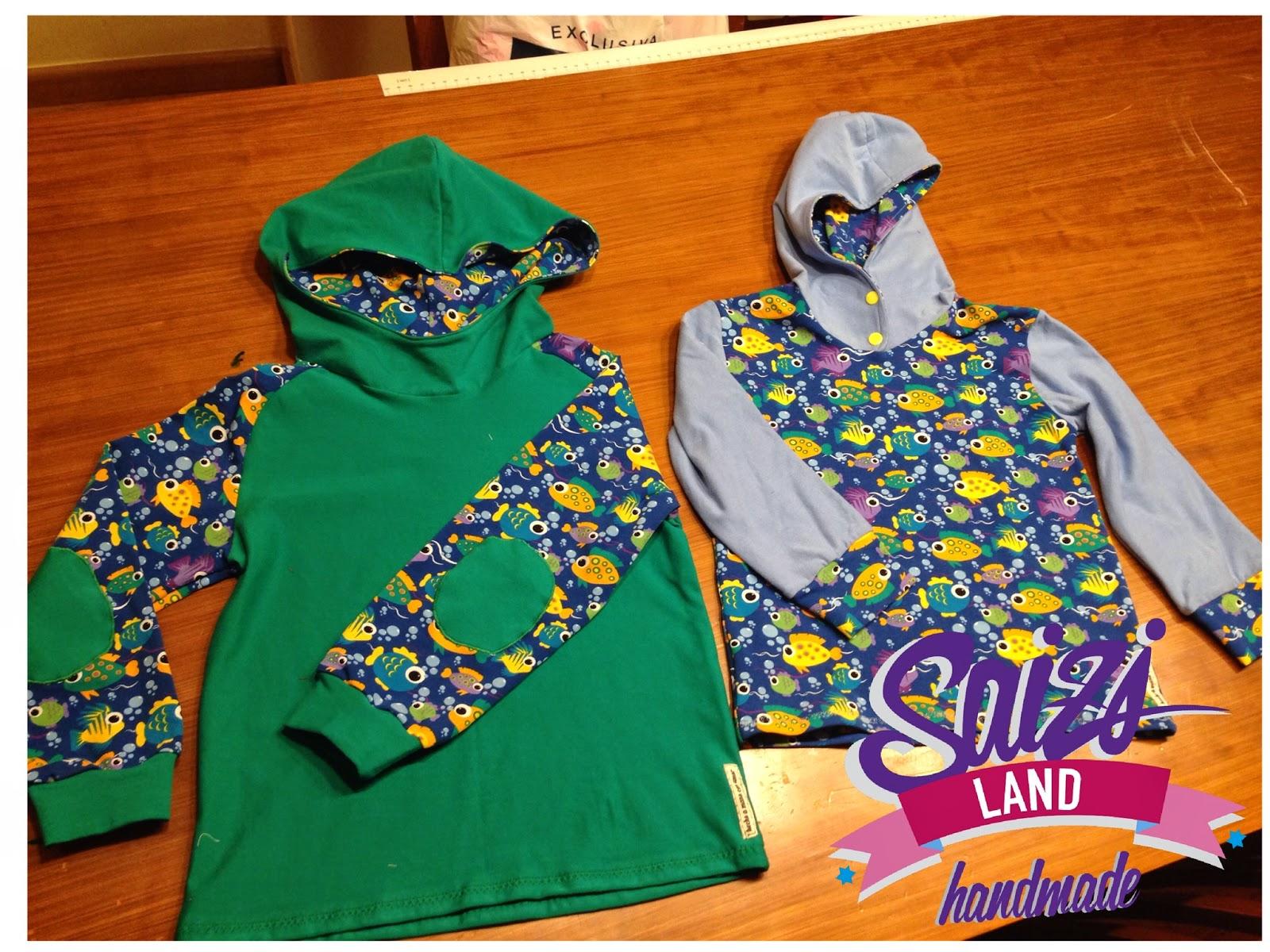 SAIZILAND : Costura para niños con patrones ottobre