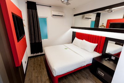 Tune Hotel Booking