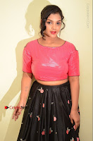 Telugu Actress Mahi Stills at Box Movie Audio Launch  0018.JPG