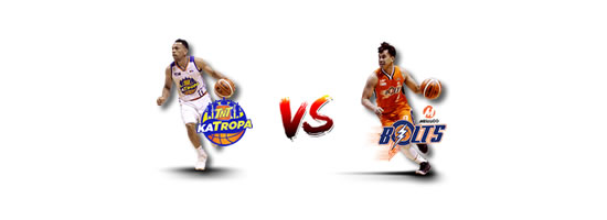 June 22: TNT vs Meralco, 7:00pm Smart Araneta Coliseum