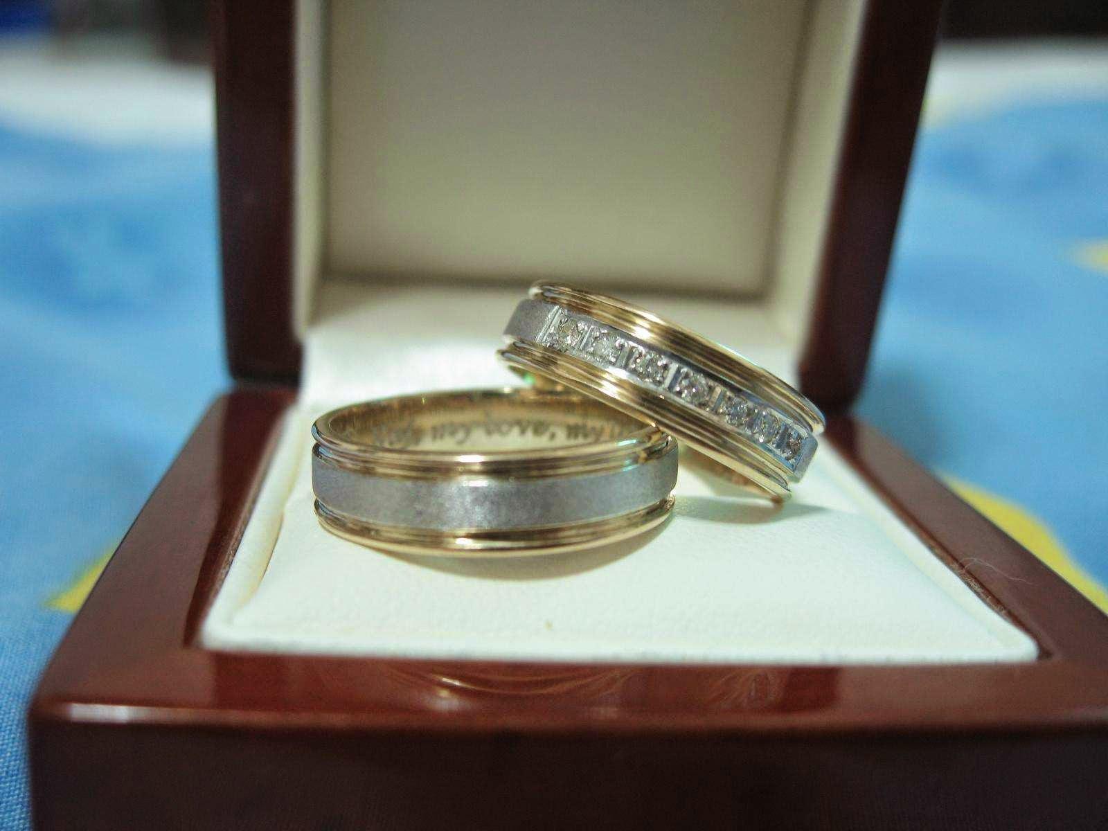 Gambar Cincin Pernikahan Kartun Gokil Abis