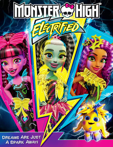 Ver Monster High: Electrizadas (2017) Online
