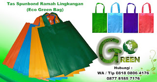 Tas Kain Spunbond, Tas spunbond 70gsm Eco S, Tas Furing Ecobag, Tas Spunbond press, Tas Goodiebag Murah, Eco Bag Spunbond Press, Goodie Bag Go Green