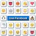 1000 biểu tượng cảm xúc và icon Facebook chat
