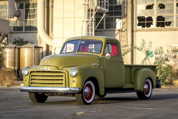 Nice Restoration, 1951 GMC 100 Truck