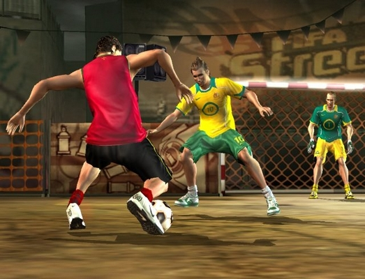 43e60ec26221 - Fifa Street 2 [PS2] [PAL]
