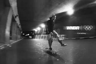 WNDR It is nothing Commercial skateboard video