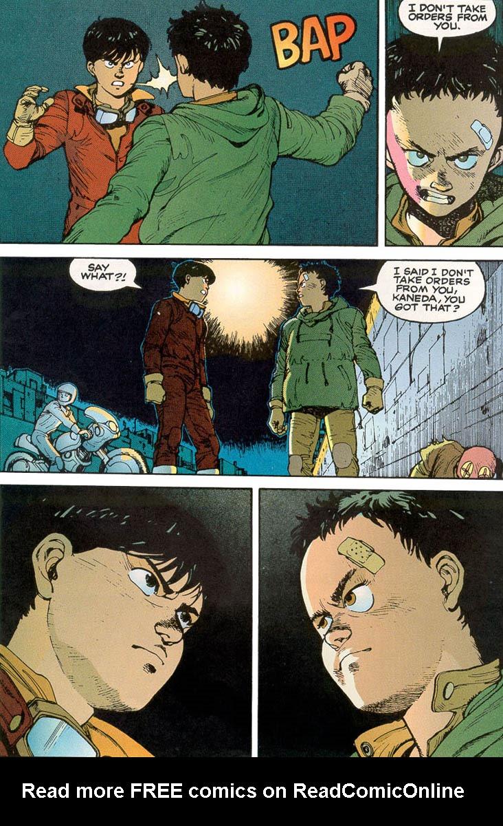 Read online Akira comic -  Issue #3 - 14