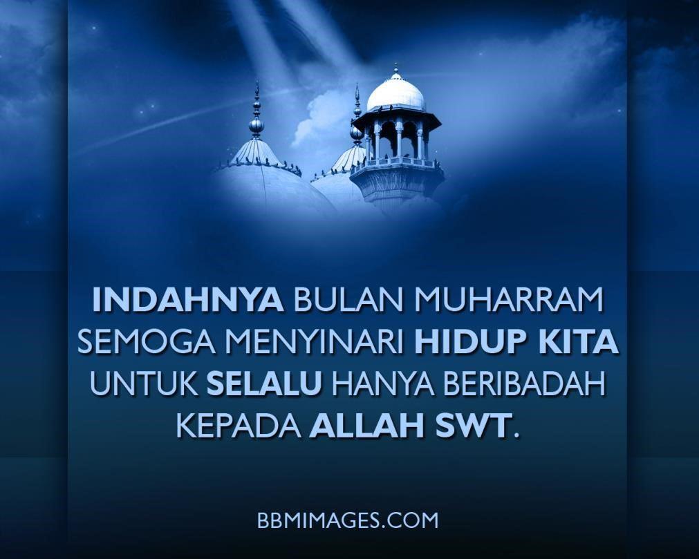 sms ucapan selamat tahun baru islam