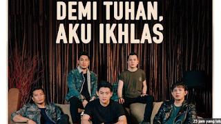 Single Terbaru Lagu Demi Tuhan, Aku Ikhlas (feat. Ifan Seventeen) Mp3