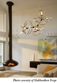 Hubbardton Forge - Contemporary LED Chandeliers