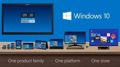 PC, tablet e smartphone Windows 10