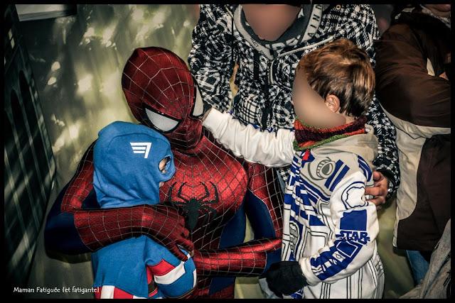 blog famille disneyland paris spiderman