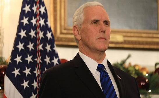El vicepresidente de EE.UU. pospone su visita a Israel