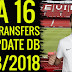 FIFA 16 Squads DB Latest Transfers 21/08/2018 By Minosta4u