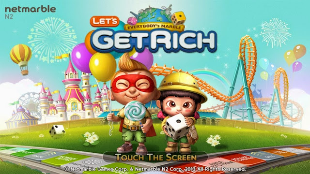 Tutorial Bermain LINE Let's Get Rich di Komputer atau Laptop