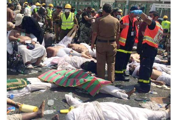 Kronologi Tragedi Mina yang Memakan Korban Ratusan Jemaah Haji