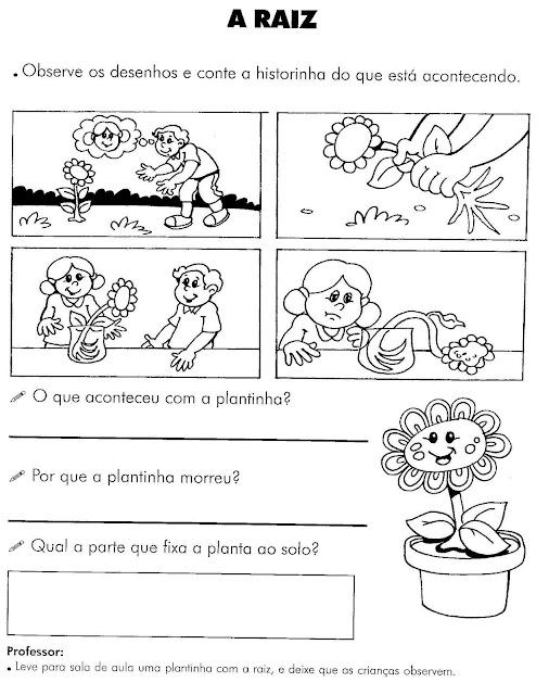Atividades ciências 2 ano ensino fundamental imprimir