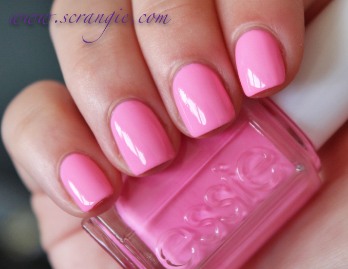 Scrangie Essie Dj Play That Song Neon Collection Summer 2013 Swatches And Review