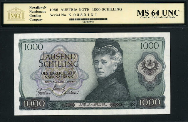 Euro Austria money currency Austrian Schilling banknote bill