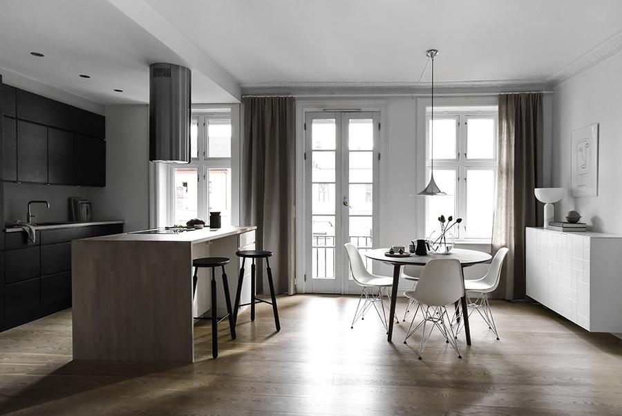 Favoloso All'interno della casa di Elisabeth Heier: blogger e interior  IA97