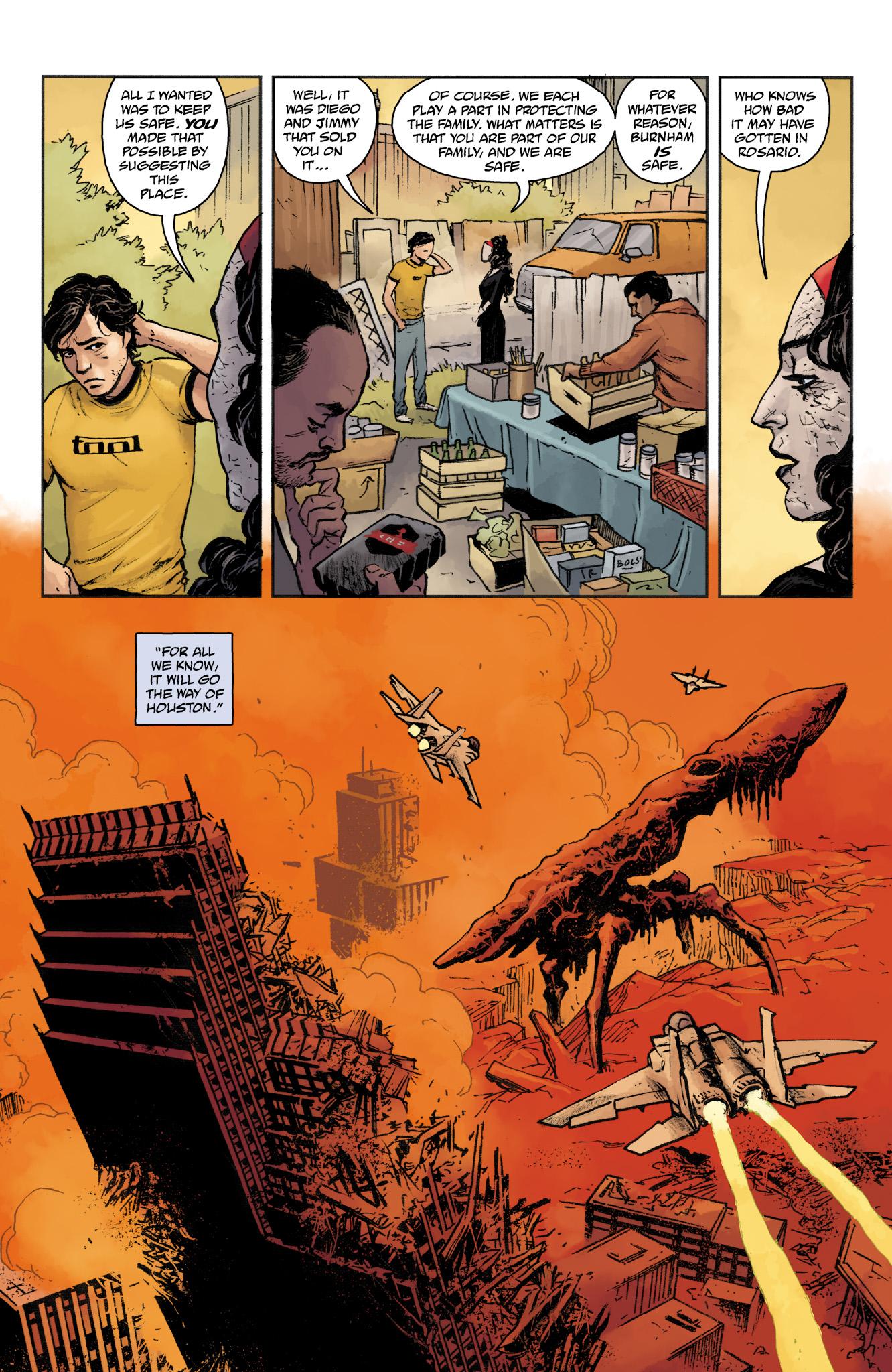 Read online Abe Sapien comic -  Issue #19 - 4