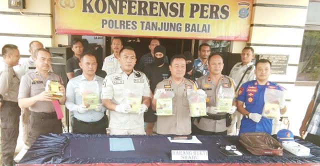 Kapolres Tanjungbalai AKBP Irfan Rifai SH SIK
