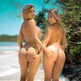 Sexy Clube: Jéssica Cristy & Elga Shitara