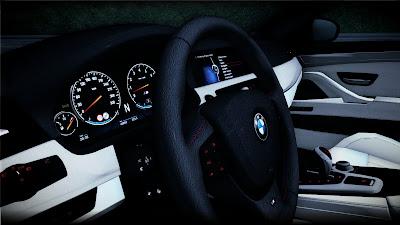 BMW M5 - F10 2012 para GTA San Andreas, GTA SA , Gta San