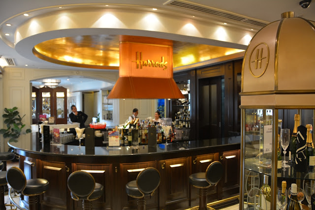 Harrods KLCC bar