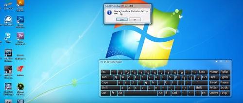 Cách reset phần mềm Adobe (Photoshop, Premiere, After effect, illustrator) về mặc định-1