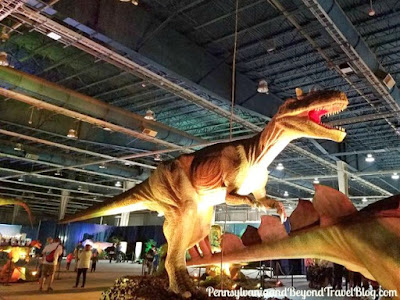 Discover the Dinosaurs Show in Harrisburg