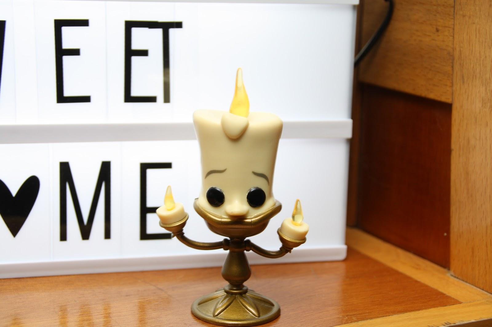 lumière figurine pop