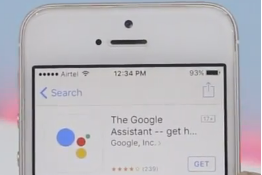 How to install Google Assistant on iPhone