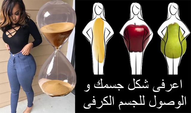 كيفية الوصول لجسم الساعة الرملية و معرفة انواع اجسام البنات