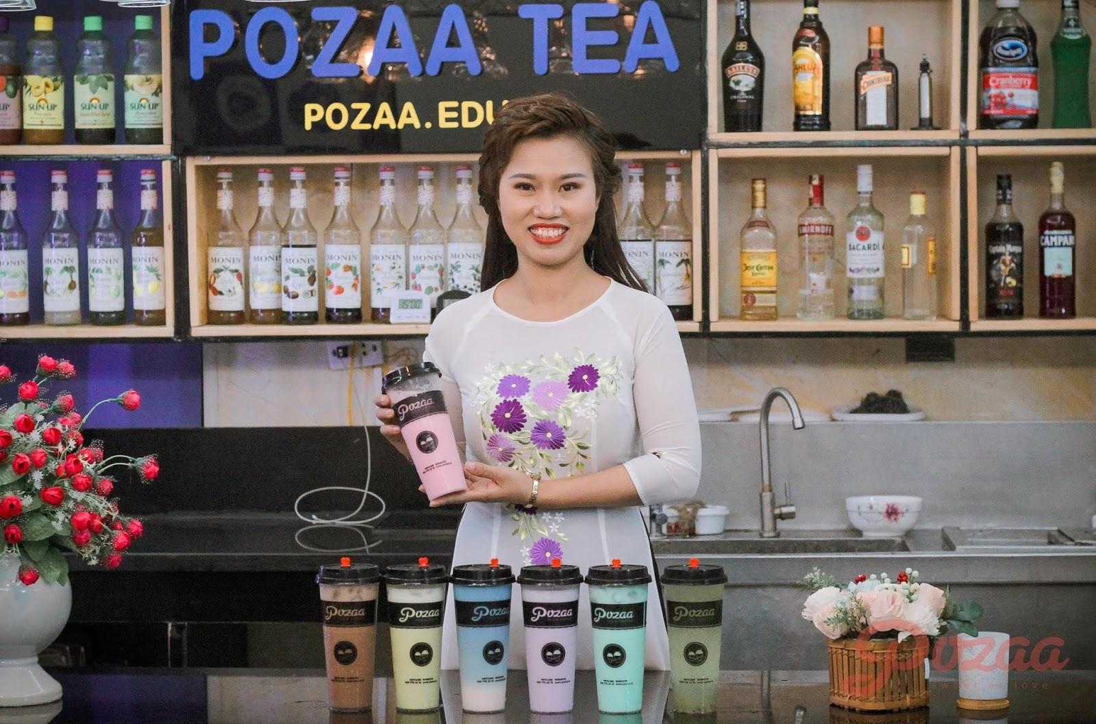 Bà chủ khởi nghiệp với 2 thương hiệu trà sữa vì muốn loại bỏ thực phẩm bẩn