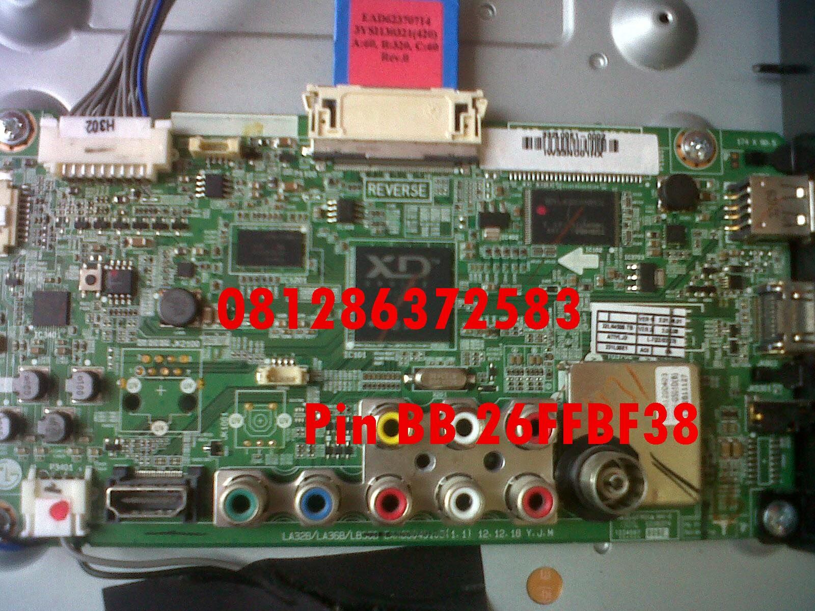 Mainboard LG EAX65049105(1.1)