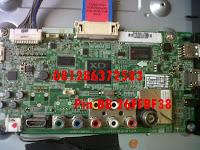 service Mainboard LG EAX65049105(1.1)