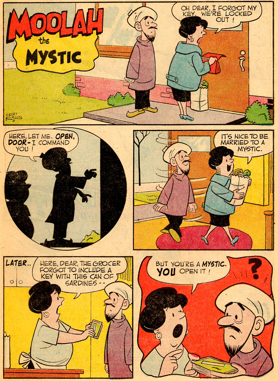 Strange Adventures (1950) issue 181 - Page 33
