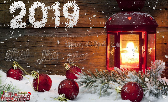 Happy New Year 2019 Colorful Wallpapers Download Free