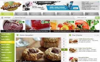 Sofrabezi Yemek Tarifleri Portalı TV'de Tanıtıldı