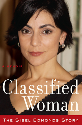 Classified Woman by Sibel D. Edmonds – Front book cover