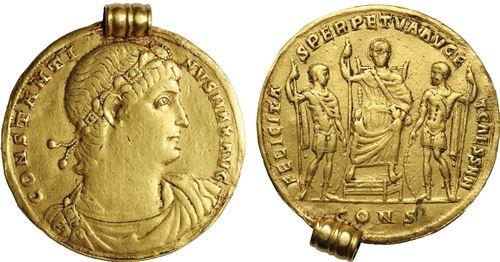 Constantine gold
