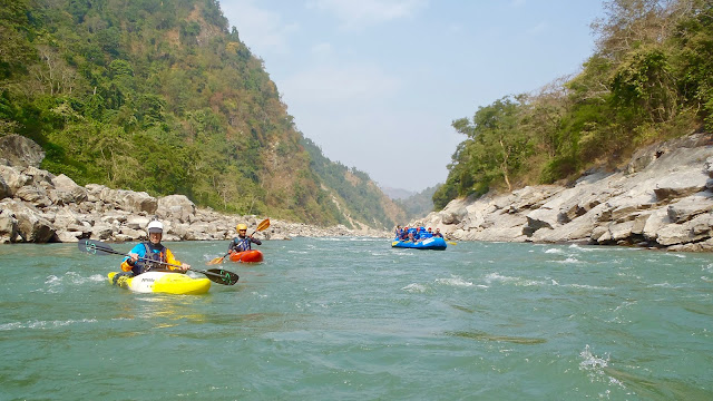 Water tourism in Nepal, richest water resource