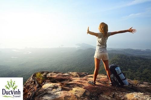 Những điều bạn học được khi đi du lịch một mình