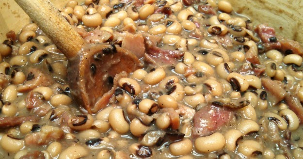 South Your Mouth Southern Style Black Eyed Peas