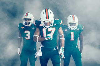 miami green uniforms 2017