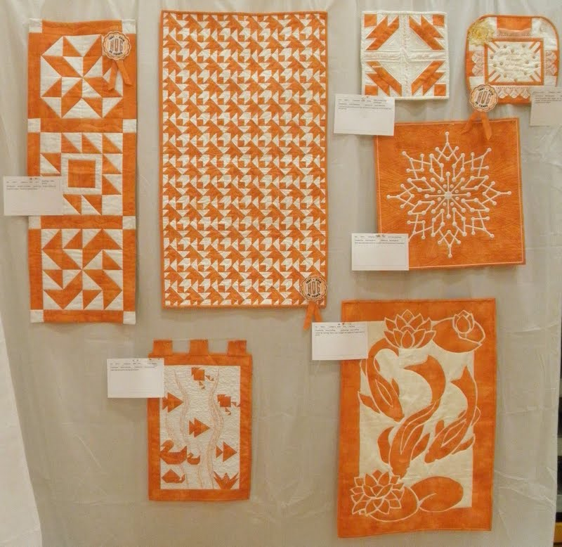 Cheryl 39 s teapots2quilting quilt show for Front door quilt pattern